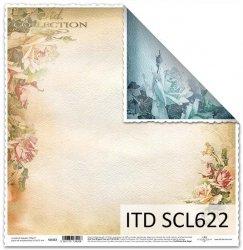 Papier scrapbooking SCL622