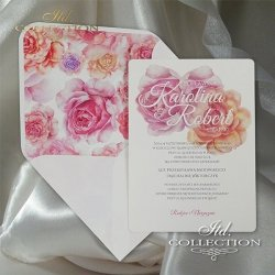 Zaproszenia ślubne / zaproszenie 2067