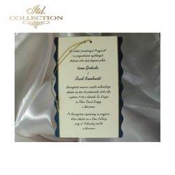 Zaproszenia ślubne / zaproszenie 0235_G