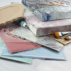 rice-paper-decoupage-scrapbooking-stencils-mixed-media