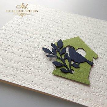 Пасхальная открытка с конвертом KW230