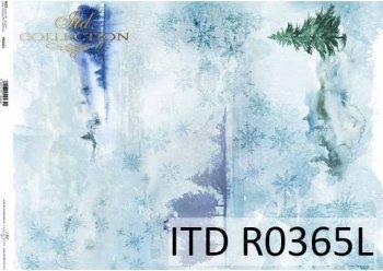 рисовая бумага для декупажа R0365L