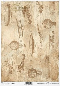 рисовая бумага для декупажа R1398