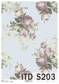 papír pro decoupage Soft S0203