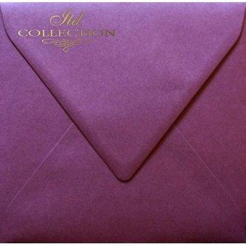 Конверт KP02.11 154x154 фиолетовый
