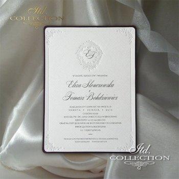 Приглашение на свадьбу 2011