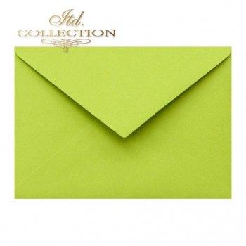 Конверт KP04.16 114x162 зеленый