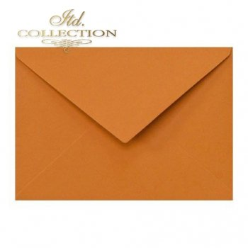 Конверт KP04.22 114x162 оранжевый