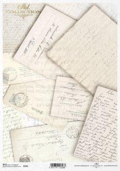 рисовая бумага для декупажа R0745