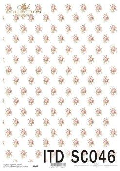 бумага для скрапбукинга SC0046