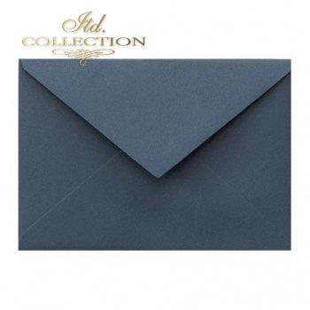 Конверт KP04.21 114x162 темно-синий