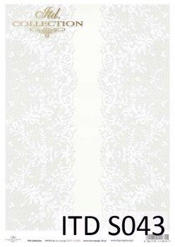 papír pro decoupage Soft S0043