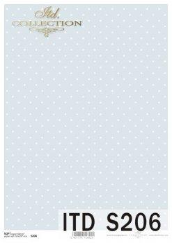 papír pro decoupage Soft S0206