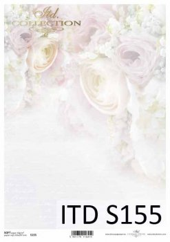 papír pro decoupage Soft S0155