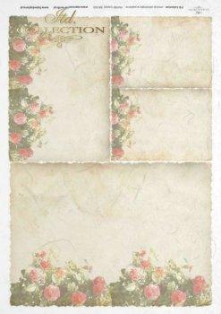 рисовая бумага для декупажа R0050