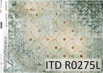 рисовая бумага для декупажа R0275L