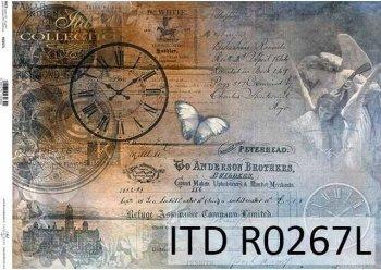 рисовая бумага для декупажа R0267L