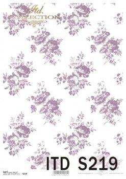 papír pro decoupage Soft S0219