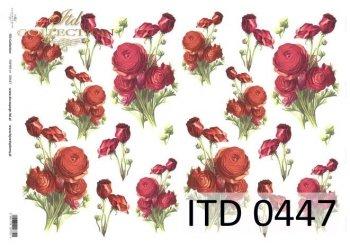 бумага для декупажа классическая D0447M