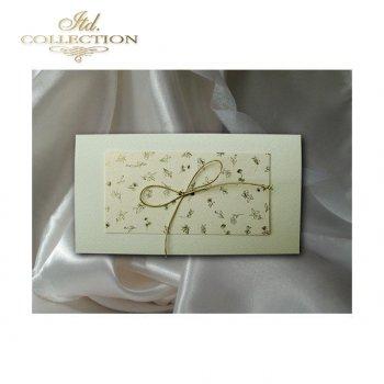 Einladungskarten / Hochzeitskarte 1433