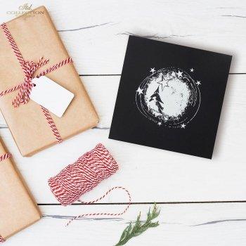 Weihnachtskarten für Unternehmen / Weihnachtskarte K617
