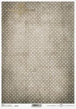 Reispapier für Serviettentechnik und Decoupage R1745