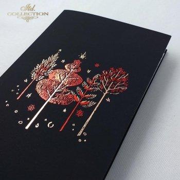 Weihnachtskarten für Unternehmen / Weihnachtskarte K631