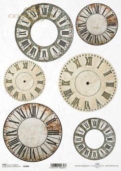 Reispapier für Serviettentechnik und Decoupage R1804