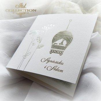 Einladungskarten / Hochzeitskarte 1746_98_23