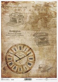 Reispapier für Serviettentechnik und Decoupage R1692
