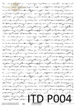 Transparentpapier für Scrapbooking P0004