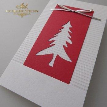 Weihnachtskarten für Unternehmen / Weihnachtskarte K589