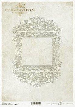 Reispapier für Serviettentechnik und Decoupage R1699