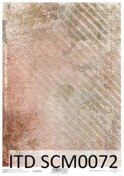 Papier für Scrapbooking SCM0071