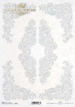 Reispapier für Serviettentechnik und Decoupage R0551