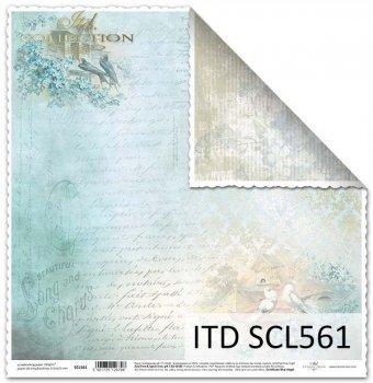 scrapbooking paper SCL561
