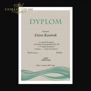 diploma DS0331