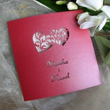 Invitations / Wedding Invitation 1696_36