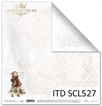 scrapbooking paper SCL527