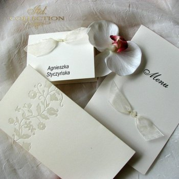 Invitations / Wedding Invitation 1520