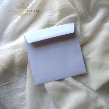 Envelope KP01.01 140x140 white