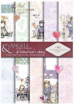 Scrapbooking papers SCRAP-033 ''Valentine's Day''