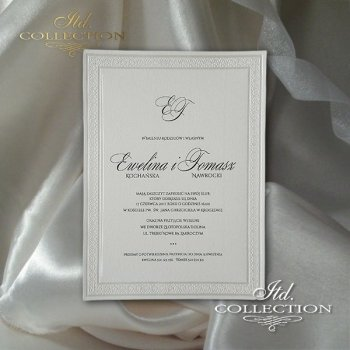 Invitations / Wedding Invitation 2026