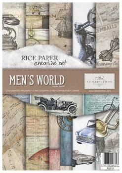 Creative Set RS010 Men's world
