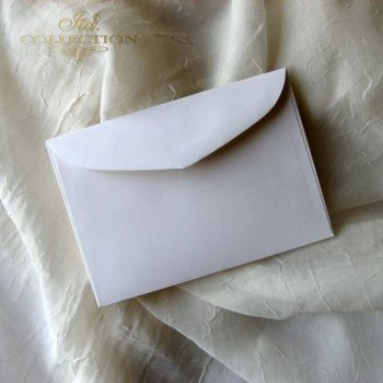 .Envelope KP04.02 114x162 naturally white