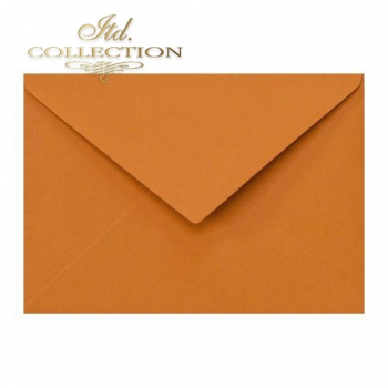 .Envelope KP04.22 'C6' 114x162 orange
