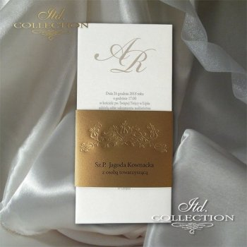 Invitations / Wedding Invitation 2043