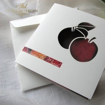 Invitations / Wedding Invitation 1731_45_apples