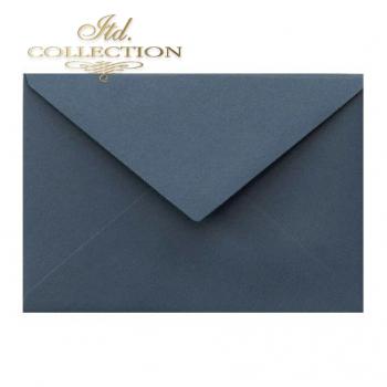 .Envelope KP04.21 'C6' 114x162 dark blue