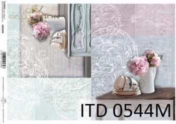 Decoupage paper ITD D0544M